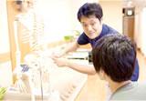 橿原市・橿原吉祥寺鍼灸接骨院の施術方針の説明写真