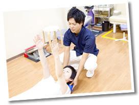 橿原市・橿原吉祥寺鍼灸接骨院:BTバランス整体の施術写真
